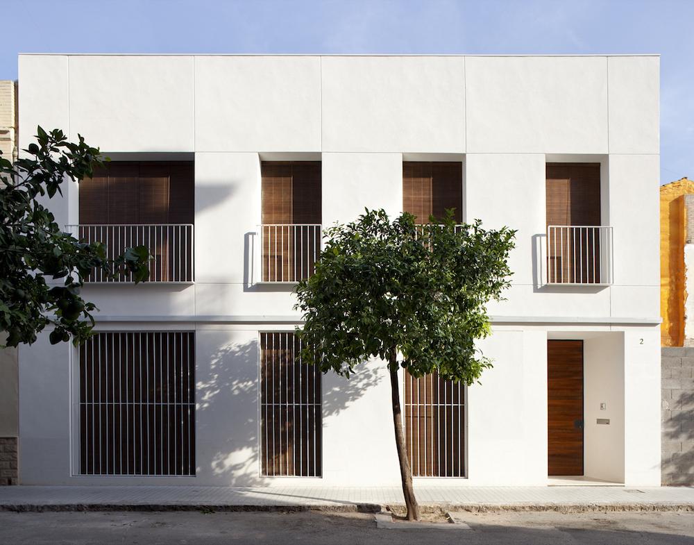 Casa en moncada hugo momp architecture - Casa en moncada ...